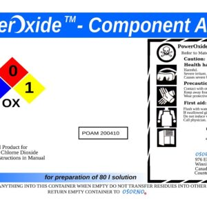 PowerOxideTM-Component-A-MD-80l