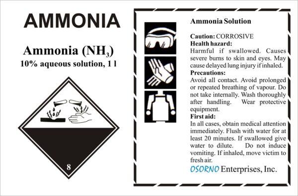 Ammonia-1l-Bottle