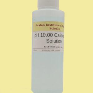 pH 10 Calibration Solution